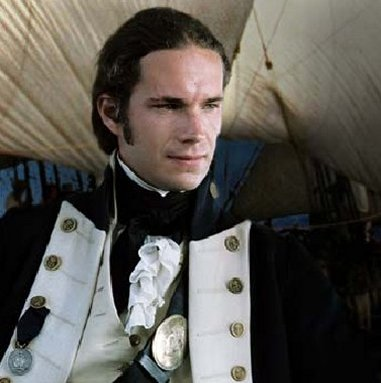1ST LT. THOMAS PULLINGS by actor James D'Arcy
